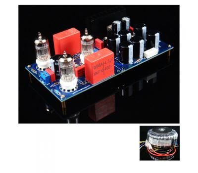 GG S2 Grounded Grid Preamplifier Kit Set (Stereo)