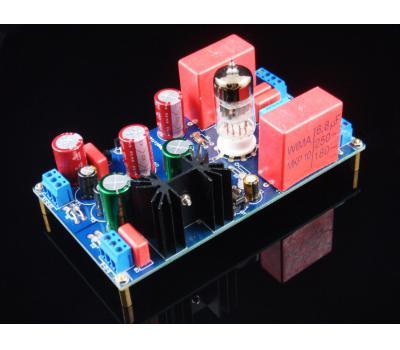 6N3 (5670) Tube Buffer Kit (Stereo)_Preamplifier Kit_Tube Amplifier