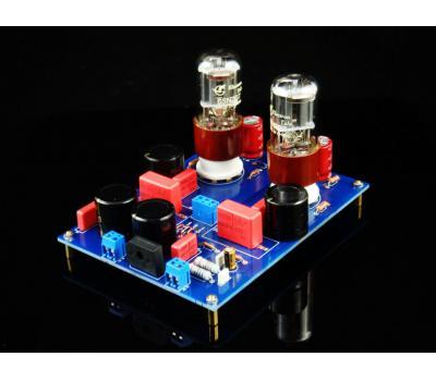 6SN7 SRPP Preamplifier Kit (Stereo)_Preamplifier Kit_Tube