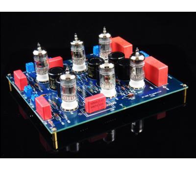 JP200 Preamplifier Kit (Stereo)_Preamplifier Kit_Tube Amplifier