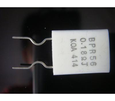 Cement 0.18 Ohm 5W Non-inductance Resistor
