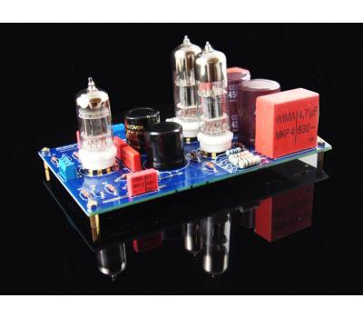 HA 6N6 (5687) Preamplifier Amplifier Kit (Stereo)