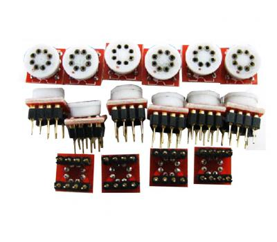 TO-99 to DIP Adaptor Board x1