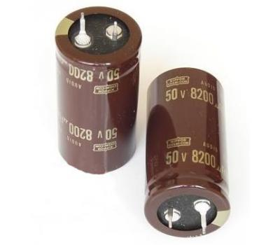 Nippon Chemi Con 8200uf 50v Electrolytic Capacitor Nippon