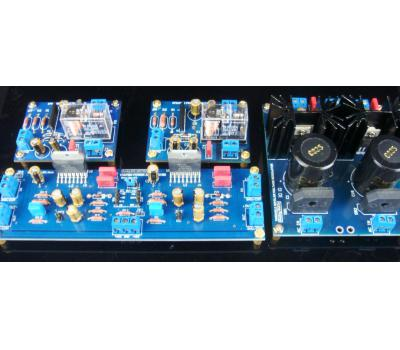 TDA7294 70W+70W S2 Amplifier Kit (Stereo)_Solid-State