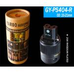 Yarbo 24K Rhodium Plated GY-PS404-R IEC Power Connector