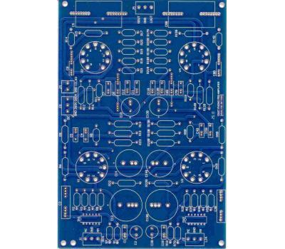 12AX7 MM/MC Phono Preamplifier PCB ref VTL_Bare PCB_Analog Metric