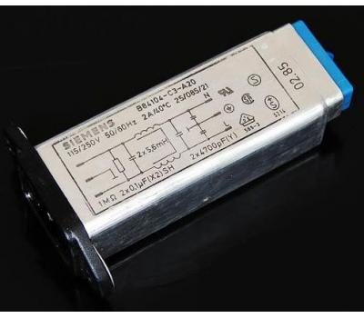 Siemens AC Noise Filter 250V 2A
