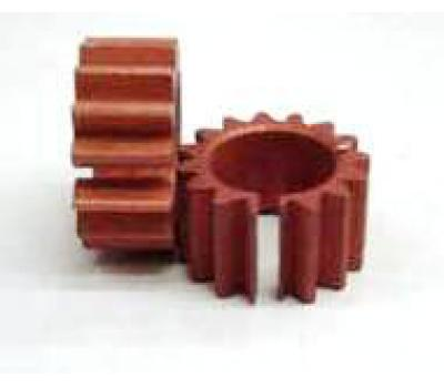 TO99R Heat Sink Red TO-99 D=8mm
