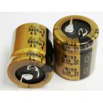 Nichicon KG 5600uf 40v Gold Tune Electrolytic Capacitor