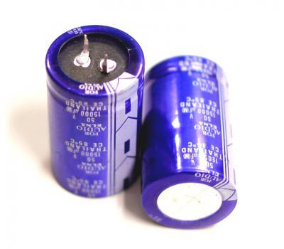 Elna 15000uf 50v Audio Electrolytic Capacitor Elna