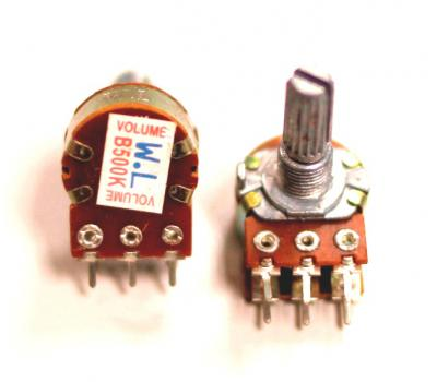STD Potentiometer (Stereo)
