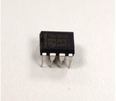 tda7052 1w mono audio amplifier ic dip8_opamp_ic_analog metric diy