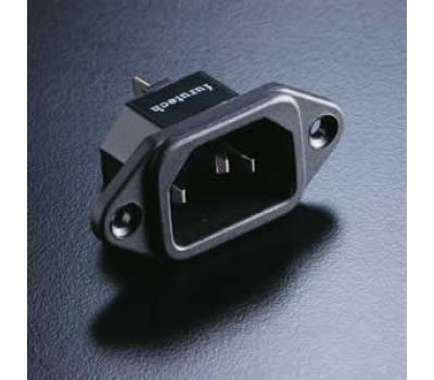 Furutech INLET (R) Rhodium Plated IEC Inlet