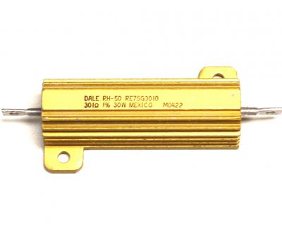 Dale Resistor 30W with Aluminum Heat Sink
