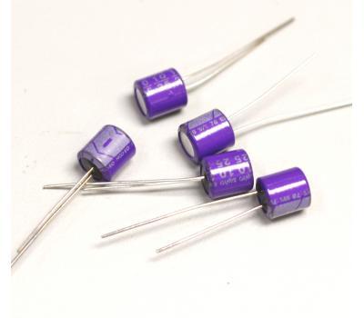 SANYO 10uF 25V OS-CON Electrolytic