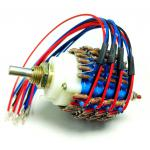 Dale 23 Step Serial-Type Balance Potentiometer (Stereo)