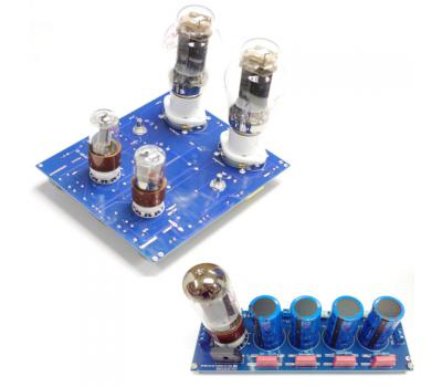 2A3 SE Single-end Tube Amplifier 5W+5W Kit (Stereo)_Power Amplifier