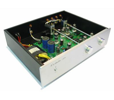 LS9 JP200 12AX7 Tube Preamplifier (Stereo)_Pre-Amplifiers_Analog
