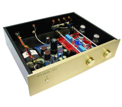 LS58 (6SN7 SRPP) Tube Preamplifier (Stereo)_Pre-Amplifiers_Analog
