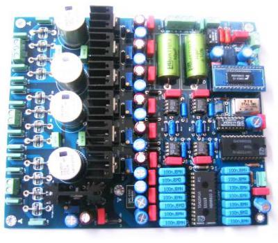 TDA1541 (TDA1541A) 16-Bit DAC Module (Stereo)_DAC/USB DAC ...